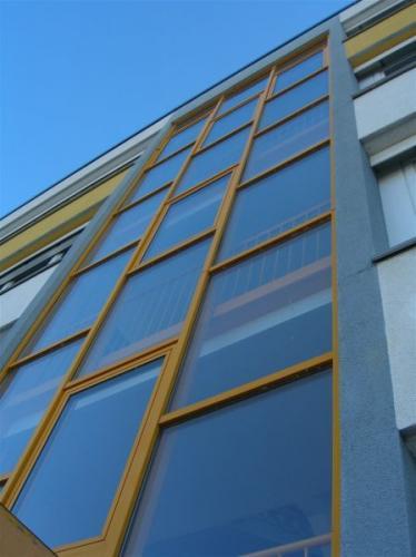 Fensterfronten